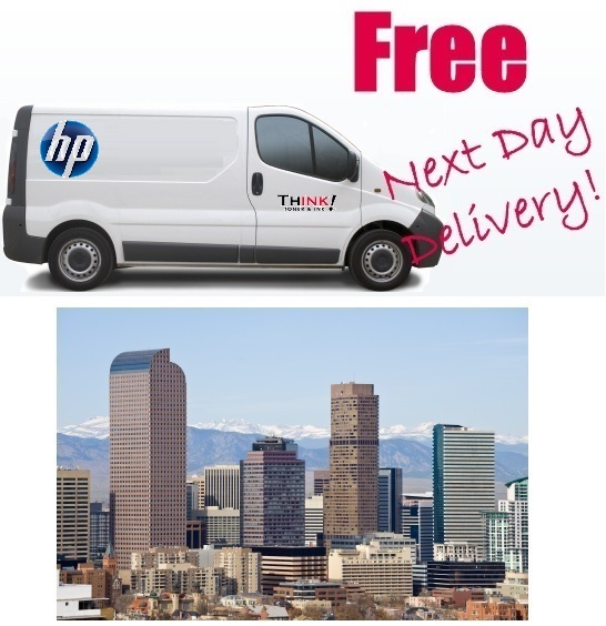 FREE HP Empty Toner Cartridge Recycling Denver, CO 80222