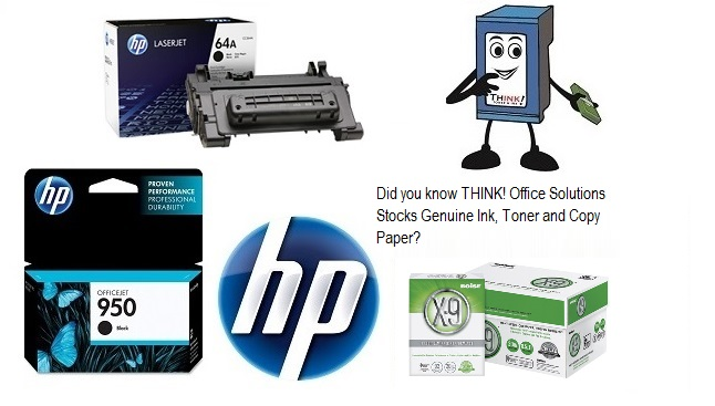 Genuine HP Hewlett Packard Toner Ink Denver Aurora